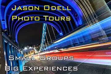 Jason Odell Photo Tours