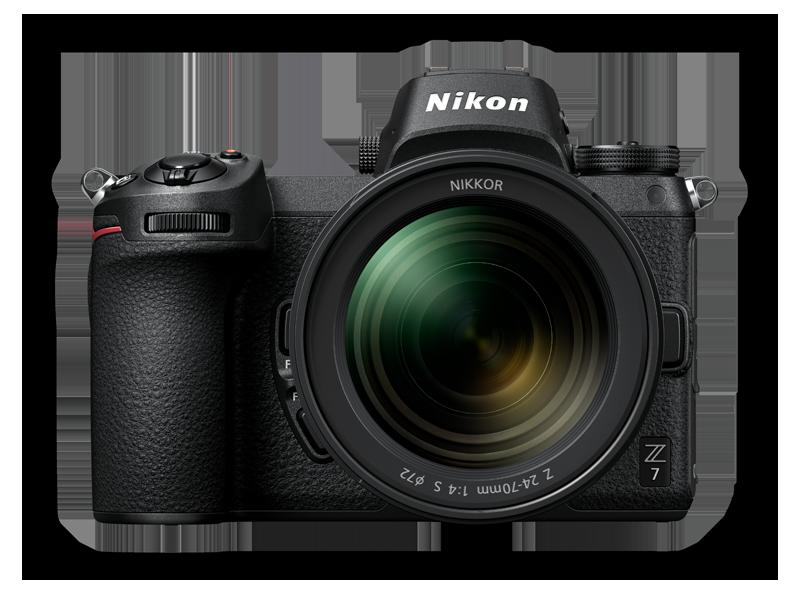 Nikon Z mirrorless system
