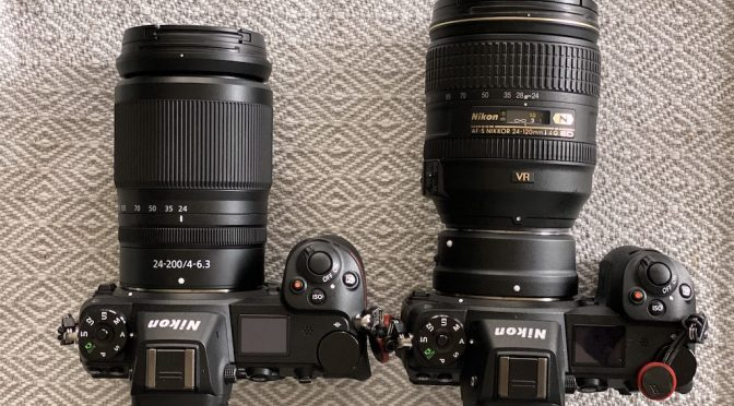 Nikon Z 24-200mm Lens Review
